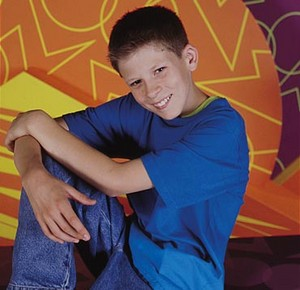 Garrett as A.J.