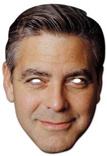 George Clooney mask george clooney 18667444