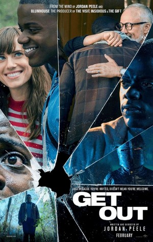Get Out (2017) Poster