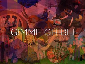 Gimme Ghibli
