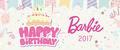 HAPPY BIRTHDAY'S BARBIE™ - barbie-movies fan art