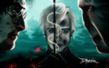 HP7 the war 2 - draco-malfoy fan art