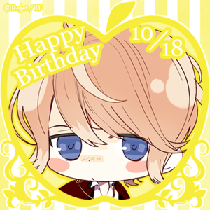 Happy birthday! 10/18