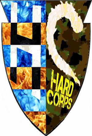 Hard Corps Badge Idea