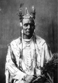 Hil-E-Nee-Kuhm 1871 (Crow) medicine man