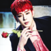 "Himchan ""Rose"" Icon - bap icon"