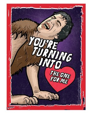 Horror Valentines - An American Warewolf in Londres