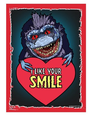 Horror Valentines - Critters