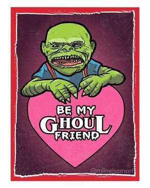 Horror Valentines - Ghoulies