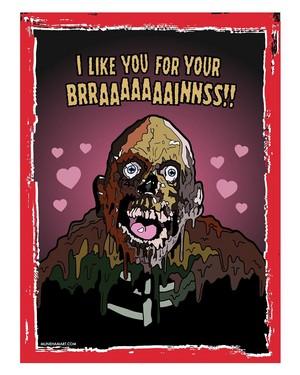 Horror Valentines - Return Of The Living Dead