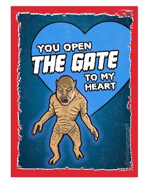 Horror Valentines - The Gate