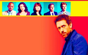 House MD DVD Cover fondo de pantalla