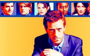 House MD DVD Cover Hintergrund