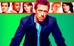 House MD DVD Cover 壁紙