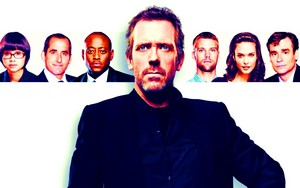 House MD DVD Cover Wallpaper