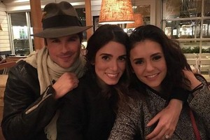 Ian, Nikki and Nina