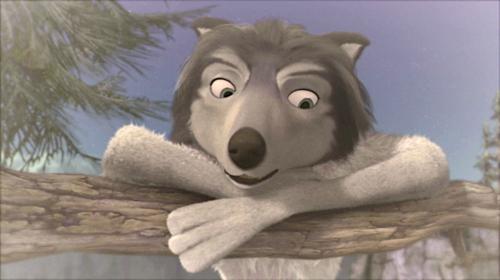 Humphrey ( Alpha and Omega series ) Hintergrund titled In a baum