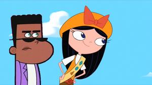 Isabella x Chad