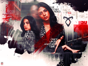 Izzy Lightwood wallpaper