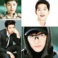JI chang wook and song joong ki - korean-dramas photo