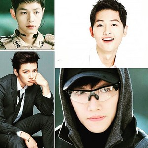 JI chang wook and song joong ki