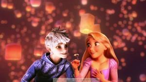 Jack Frost/Rapunzel - Happy Valentine's 日