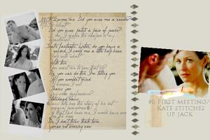 Jack/Kate দেওয়ালপত্র