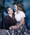 James Stewart and Donna Reed - classic-movies photo