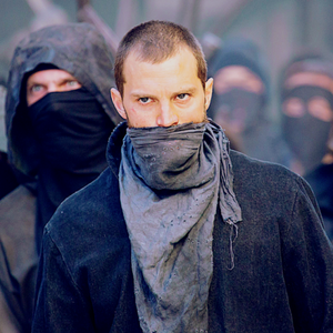 Jamie as Will Scarlett in Robin Hood(in production)