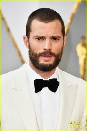 Jamie at the 2017 Oscars