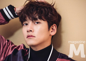 Ji Chang Wook - Magazine M vol. 199
