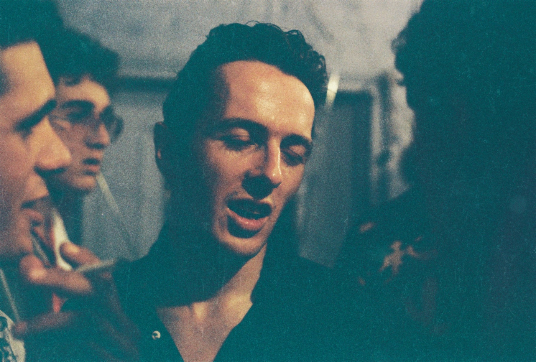 The Clash images Joe Strummer Backstage Bonds copy HD ...