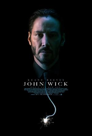 John Wick (2014) Teaser Poster