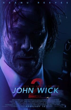 John Wick: Chapter 2 Final One Sheet