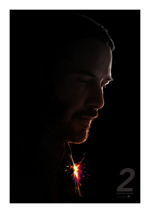 John Wick: Chapter 2 Fuse Poster