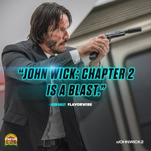 John Wick: Chapter 2 Reviews