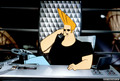 Johnny Bravo at Work