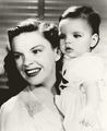 Judy Garland and baby Liza 💕 - classic-movies photo