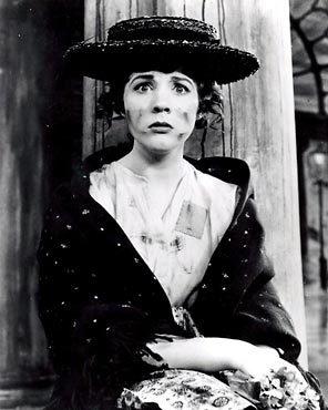 Julie Andrews as Eliza