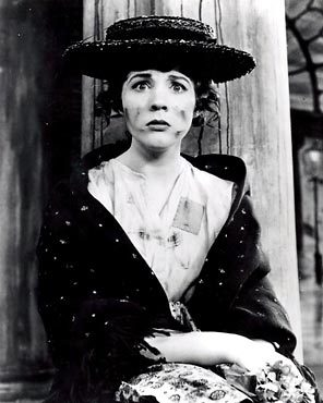 Julie Andrews as Eliza