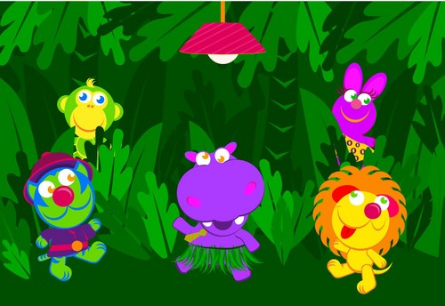 The Jungle Book fondo de pantalla titled Jungle