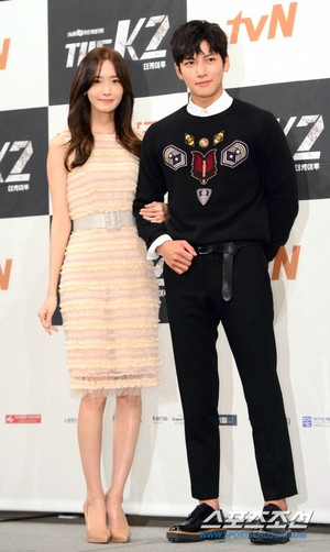 K2 Jii Chang Wook and Yoona