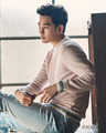 KIM SOO HYUN FOR ZIOZIA PICTURE BOOK - kim-soohyun photo