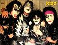 KISS 1981 - kiss photo