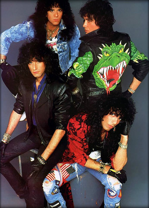 Kiss 1987 (Crazy Nights)