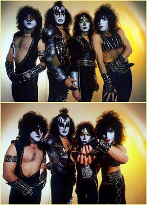 kiss ~Kansas City, Missouri...March 1, 1983