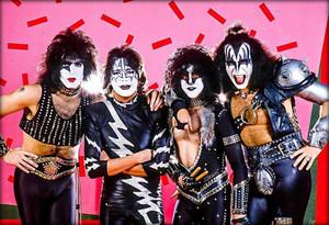 KISS ~Munich, West Germany...November 30, 1982