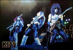 Kiss ~Osaka, Japan...March 24, 1977
