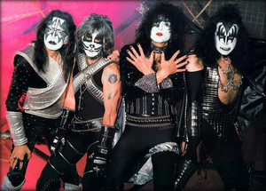 kiss ~Reunion tour 1996