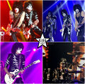 KISS ~Thackerville, Oklahoma...February 24, 2017 - kiss photo